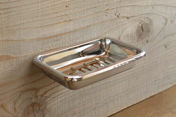 WALL MOUNT SOAP DISH TYPE:B